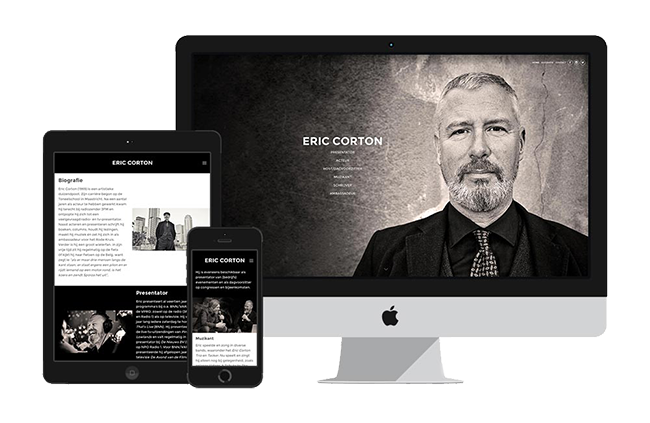 wordpress-website-eric-corton