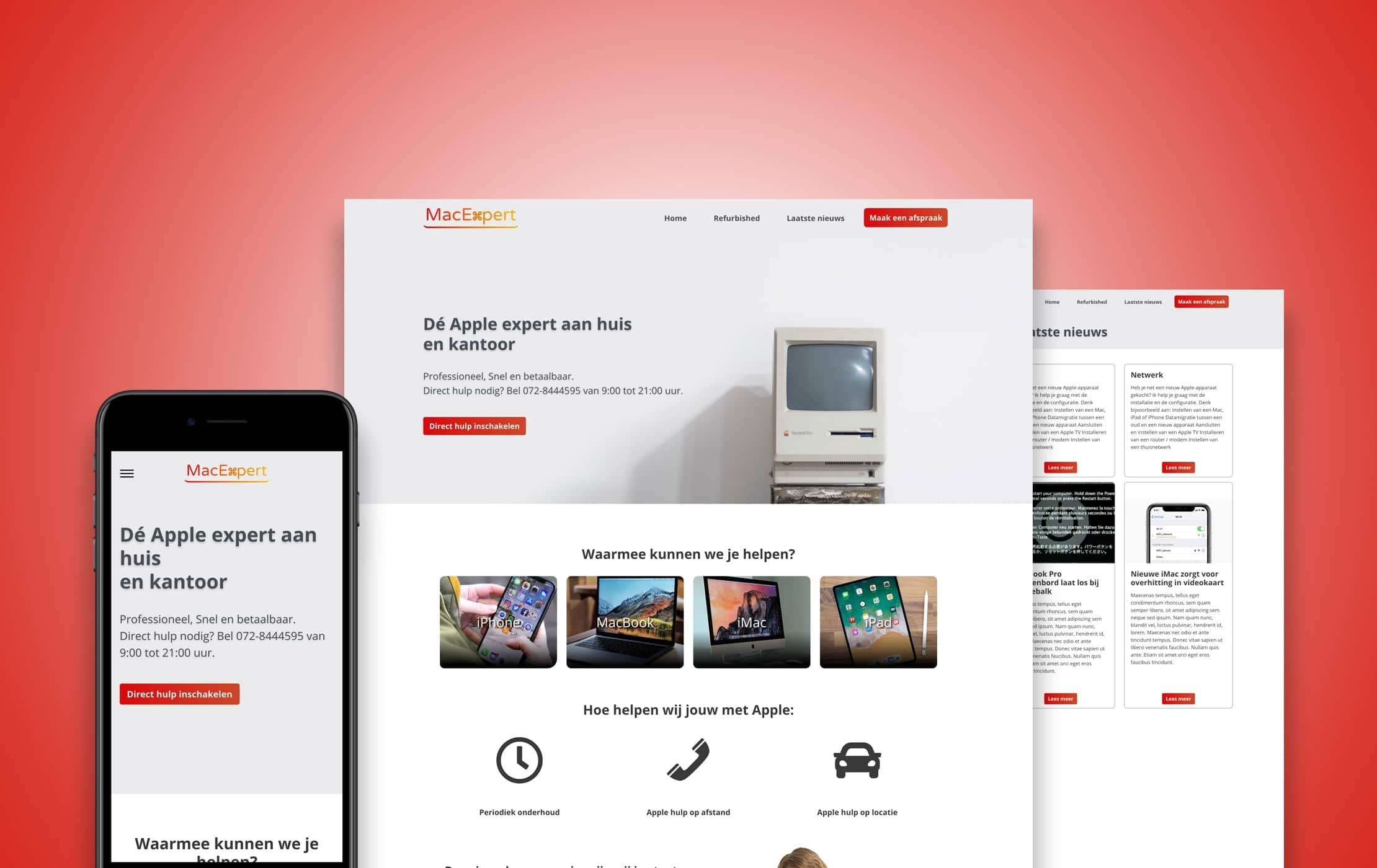 wordpress_website_mac-expert_responsive_dreamlab_portfolio