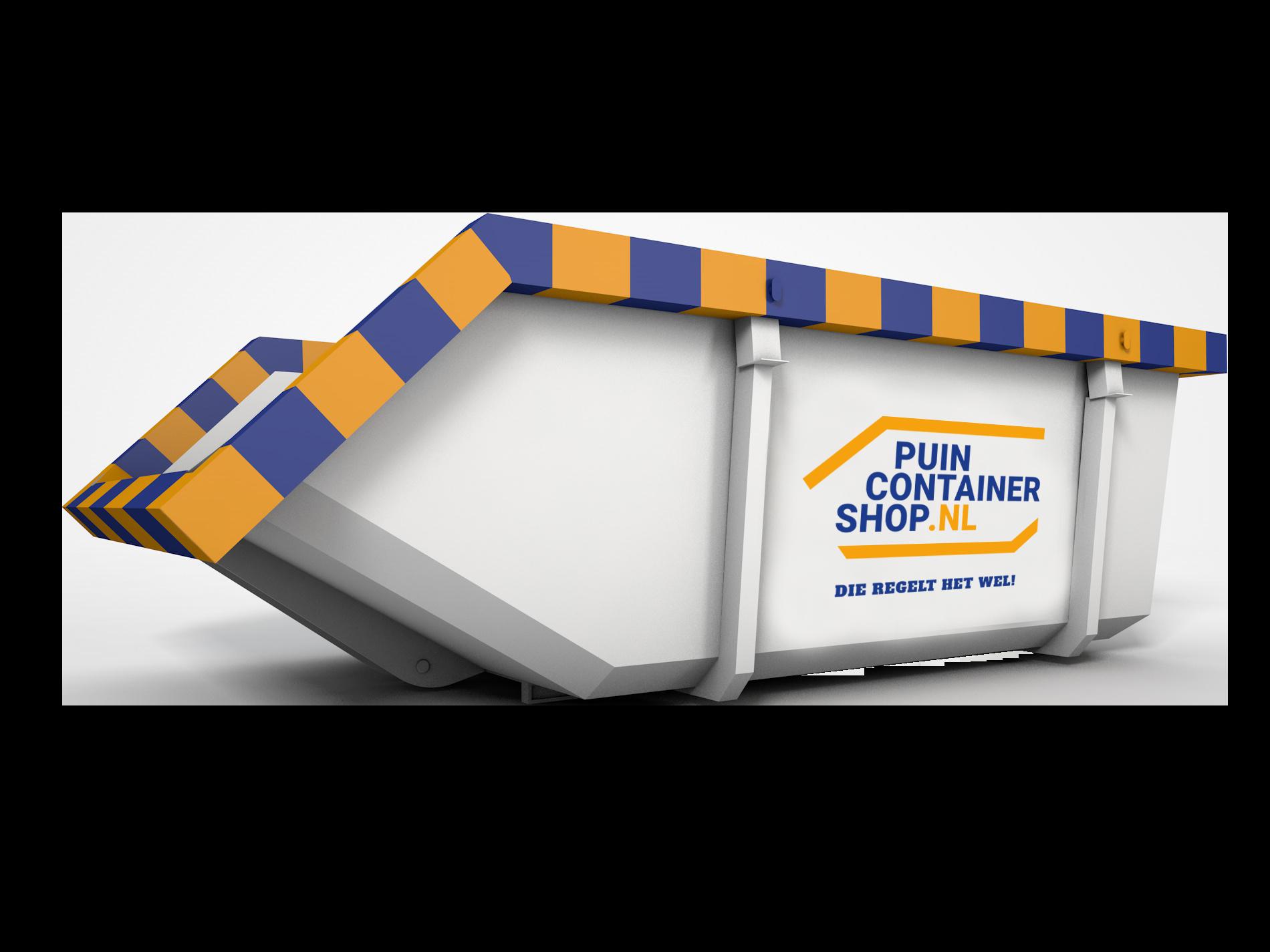 Puincontainer-6m3